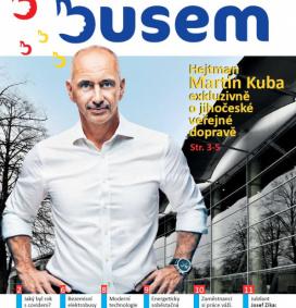 22. číslo zpravodaje BUSEM!